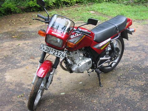 Suzuki Gs125 Suzuki Gs125 Suzuki Gs 125 Es 1999