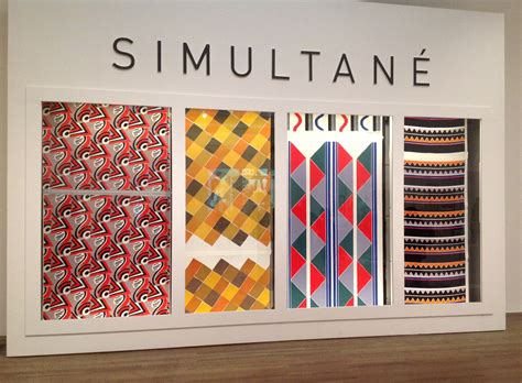 Contemporary Carpets And Rugs Sonia Delaunay At Tate Modern Cover Magazine Carpets