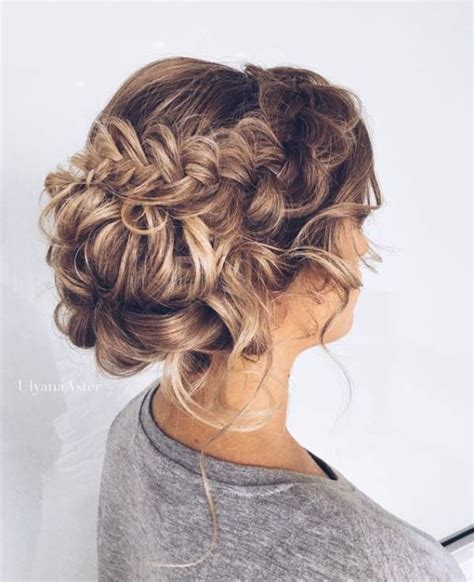 Curly Hairstyles For Wedding by Picture Of Charming Wedding Hairstyles For Naturally Curly