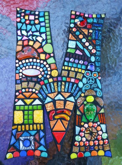 Paper Mosaic Crafts - created by tina wise crackin mosaics custom mosaics