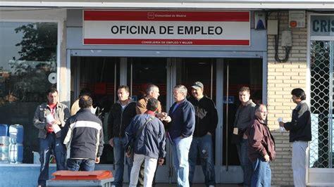 oficina desempleo malaga madrid abrir 225 las oficinas de empleo 30 minutos m 225 s al d 237 a