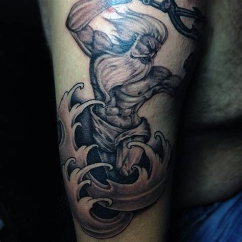poseidon tattoo meaning god tattoos designs ideas and meaning tattoos for you