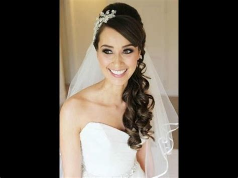 Wedding Hairstyles With Tiara And Veil by Wedding Hairstyle With Veil And Tiara Www Pixshark