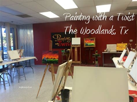 paint with a twist the woodlands out painting with a twist woodlands tx