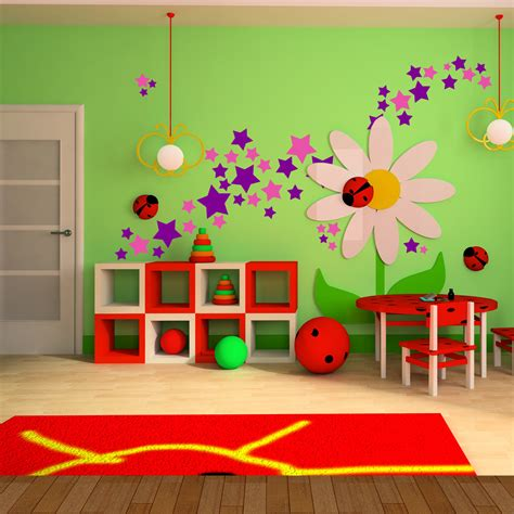 Baby Room Wall Decorations Stickers cutout wall decals peel amp stick wallpaper printing