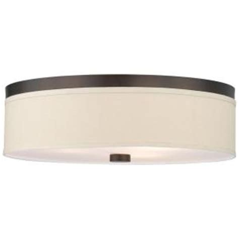 philips embarcadero 3 light sorrel bronze ceiling fixture