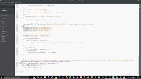 cakephp layout header footer xp erro unexpected end of file no cakephp stack