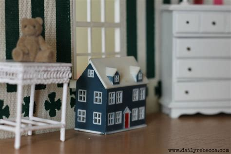 tiny doll houses tiny house big fun a dollhouse tour daily rebecca