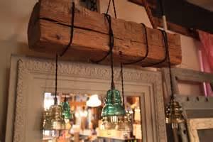 custom made chandeliers buy a custom made reclaimed wood beam chandelier made to