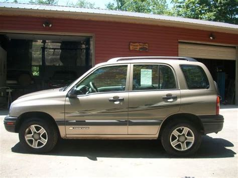 buy   chevrolet tracker  valley grove west