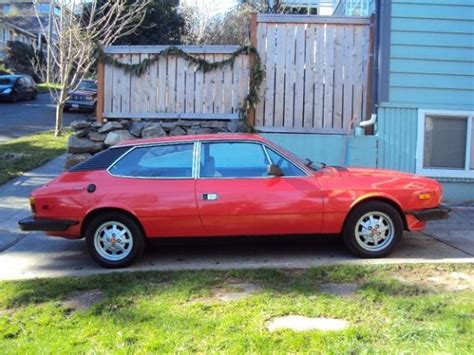 Lancia Beta Hpe For Sale The Last 1979 Lancia Beta Hpe Bring A Trailer