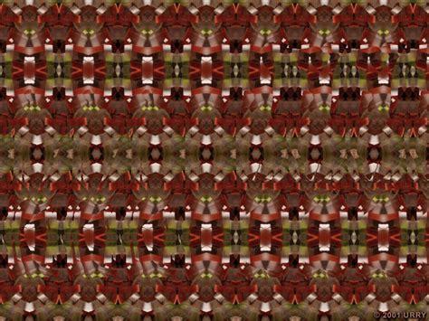 imagenes 3d tercer ojo imagenes escondidas ojo magico estereogramas 3d