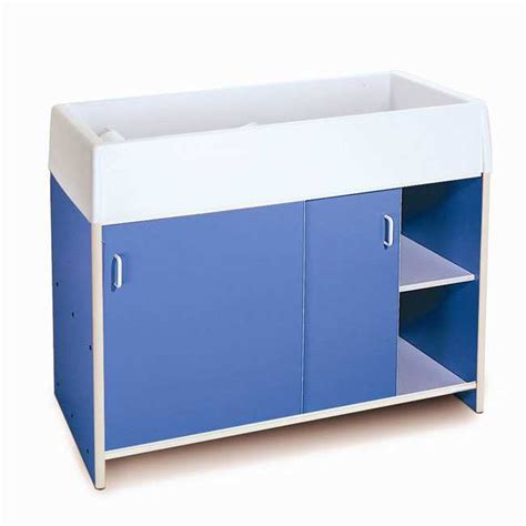 infant changing tables wb0721 infant changing cabinet by brothers