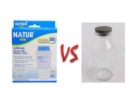 Natur Kantong Asi Isi 30bh 2 penyimpan asi perah plastik atau botol mommies daily