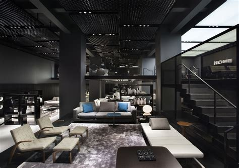 interior design event new york interior design news minotti has partnership with