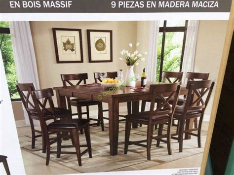 costco  imagio home furniture pc counter height