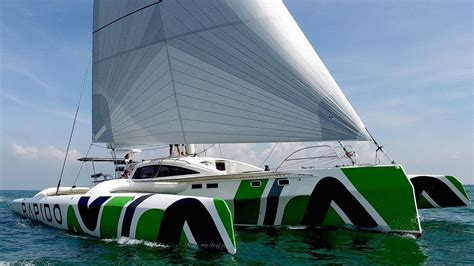 catamaran hull catamarans for sale hull 001 60 rapido trimaran for