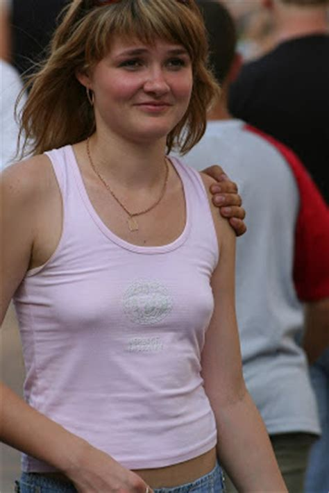 Braless Puffy Igfap