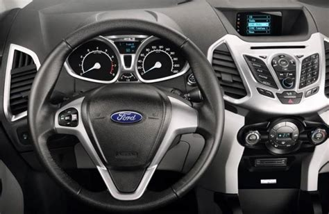 2014 ford ecosport interior novo ecosport 2014 pre 231 o consumo fotos ficha t 233 cnica