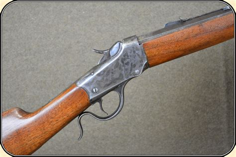 sold winchester  wall  long rifle