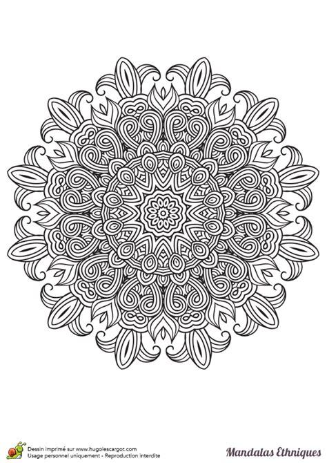 Coloriage Mandala Ethnique Fleur De Lys Hugolescargot Com Coloriage Coeur Mandala Fleurs Et Nature L