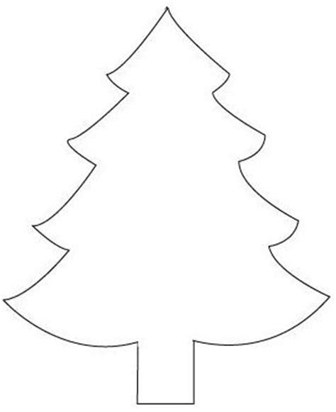 Tree Template J 245 Ulud Pinterest Template Felting And Felt Christmas Tree Template For Sewing
