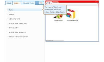 persona theme for google chrome como criar temas para o google chrome online como criar