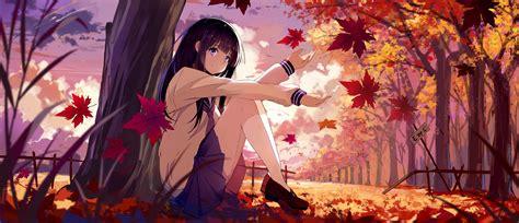 anime fall anime fall wallpapers 59 images