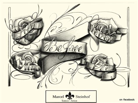 chicano rose tattoo drawing flash roses flower