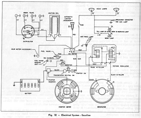 mf 65 wiring diagram mf free engine image for user
