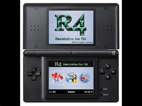 how to make a r4 card nintendo ds r4 card unboxing