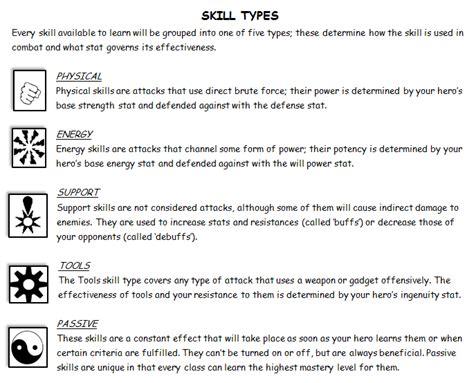 supreme skill types by trueform on deviantart