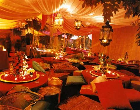 indian themed dining room wedding history day a moroccan wedding weddings