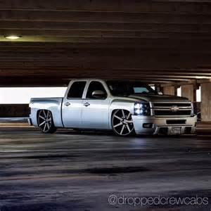 chevy silverado gmc dropped droppedcrewcabs