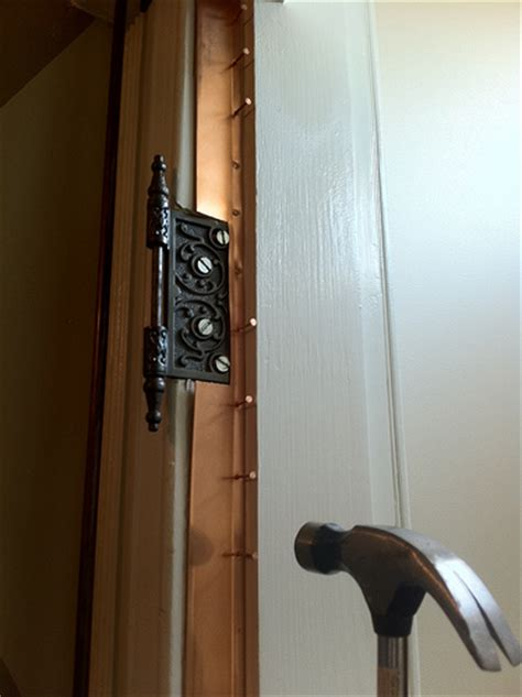 door weatherstripping door weatherstripping dress it up with bronze
