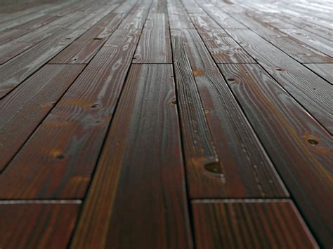 Wood Floor Texture Maya