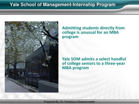 Yale Mba Gmat Score by Mba Best Practices