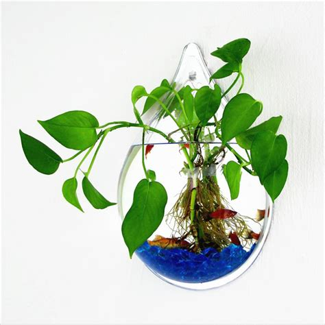 bloempot in aquarium online kopen wholesale transparante bloempot uit china