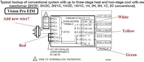 honeywell thermostat wiring diagram fuse box and wiring