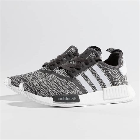 Sneakers Adiddas adidas damen sneaker nmd r1 in schwarz 325147