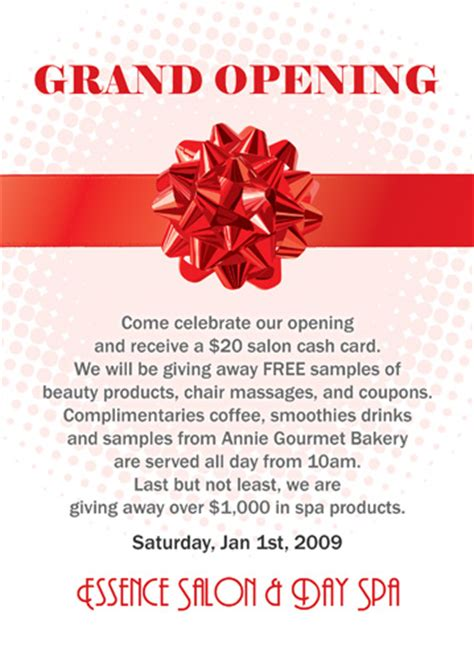 grand opening invitation template free 6 best images of flyer design ideas welcome to the