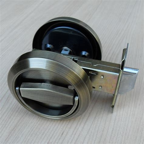 Recessed Door Knob by Bronze Stainless Steel 304 Recessed Cup Handle Privacy
