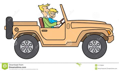 cartoon jeep animated jeep clipart 52
