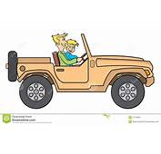 Animated Jeep Clipart 52