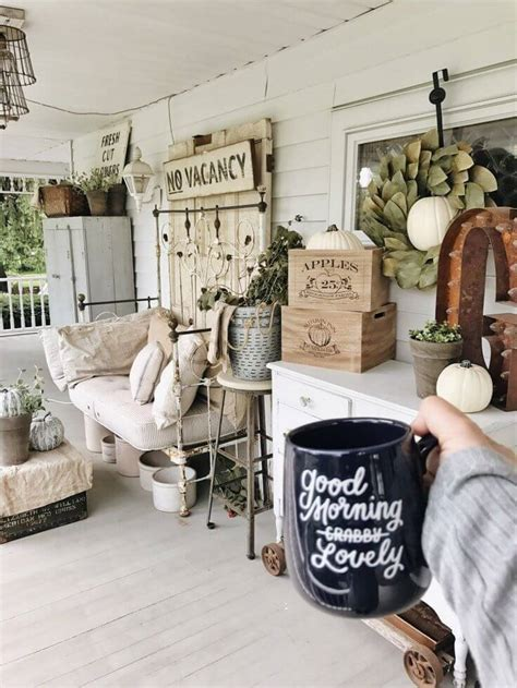 porch decor 47 best rustic farmhouse porch decor ideas and designs for