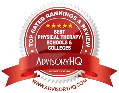 physical therapy schools in best 6 top physical therapy schools colleges 2017