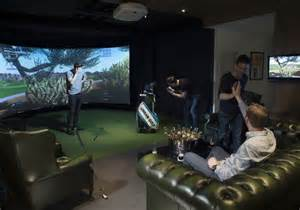 Online Home Design Simulator Home Golf Simulators By Aboutgolf Europe