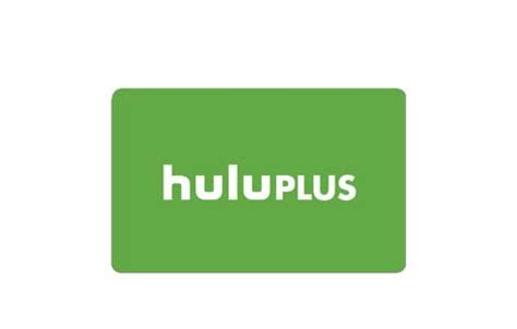 Hulu Gift Card - hulu plus gift cards bulk fulfillment egift order online