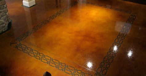 Basement Flooring   Why Concrete is a Good Basement Floor