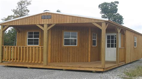 16x40 finished portable buildings derksen portable